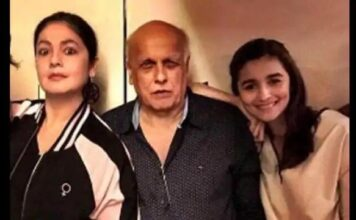 Mahesh Bhatt wrote a note before the release of 'Sadak 2', no one needs to prove anything