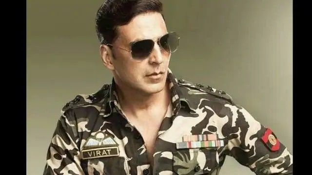 Akshay Kumar celebrates Army Day by playing volleyball with Army soldiers