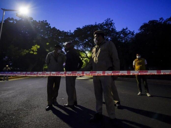 Explosion near Israeli Embassy in Delhi, Jaishankar talks to Israeli Foreign Minister