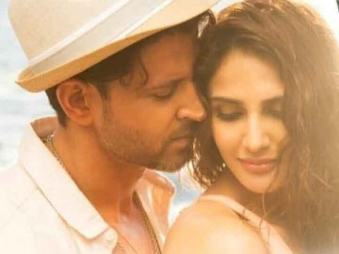 Vani Kapoor told how difficult it was to dance with Hrithik Roshan in the song 'Ghungroo'