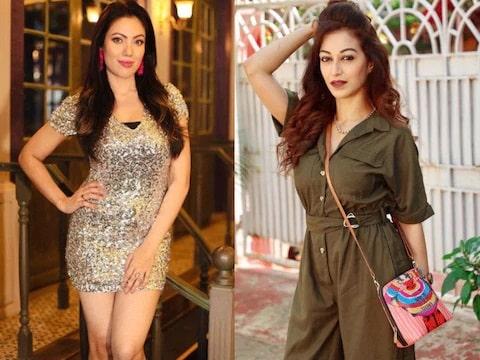 Taarak Mehta ka Ooltah Chashmah's Anjali Bhabhi gives a full competition to Babita ji, you decide to, who is more stylish