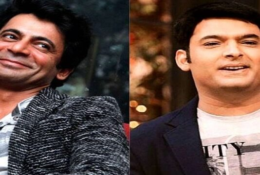 On the question of displeasure with Kapil Sharma, Sunil Grover said - this cannot happen, because he is a very funny person.