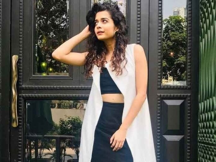 Mithila Palkar said - working on digital platform does not mean that I will not do films