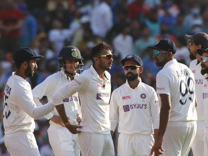 India's dream debut at the Narendra Modi Stadium, English piled on 112 runs