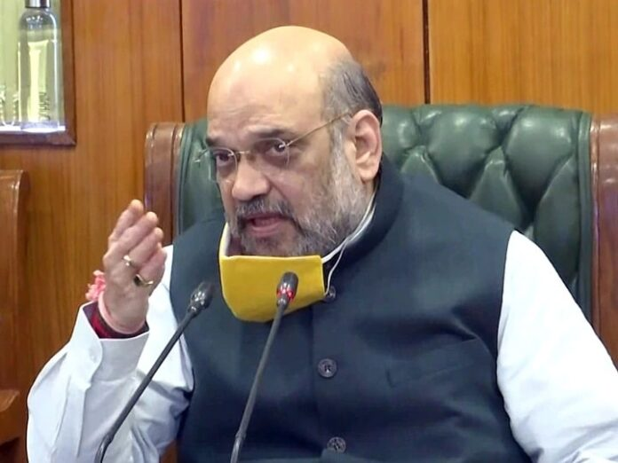 Punjab Congress leaders meet Amit Shah, expressed concern over missing people since Red Fort incident
