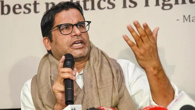 Battle for democracy, Bengal wants 'own daughter Mamata Banerjee': Prashant Kishor
