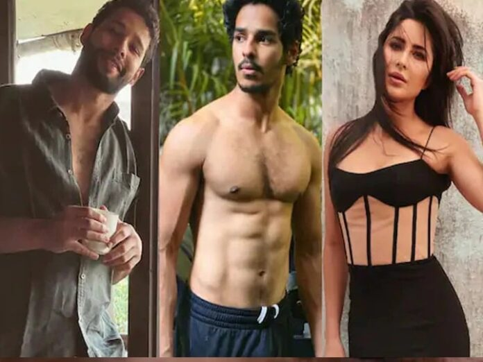 Siddhant Chaturvedi invited Katrina Kaif for a workout when the fans enjoyed themselves, saying - Salman Khan wants to know your location
