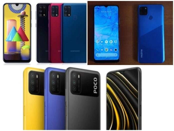 Apart from POCO M3, a great smartphone with 6000 mAh battery, this is the latest option