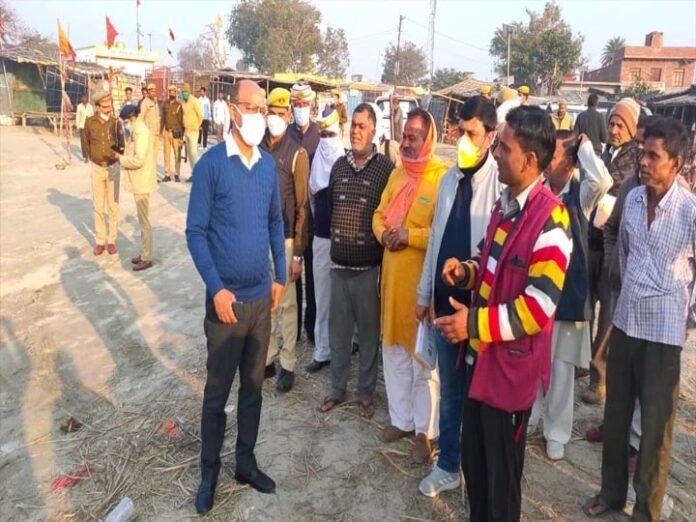 Ganga Alert alerts in Amroha after Uttarakhand tragedy, administration prepares teams