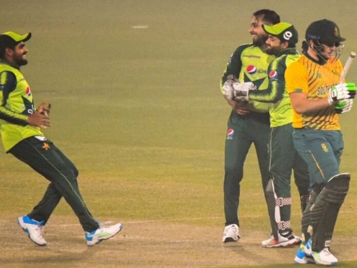 PAK Vs SA: Pakistan beat South Africa by 3 runs in the first T20, Rizwan scored a century