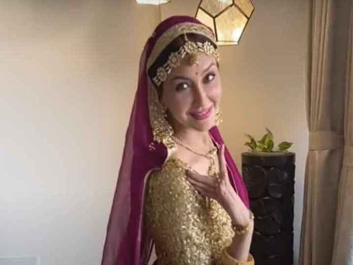 Saumya Tandon did a bang dance on Ghoomar Song, this video has been watched millions of times so far