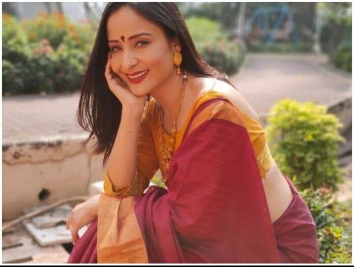 Beautiful actress Lata Sabarwal of 'Yeh Rishta Kya Kehlata Hai' said goodbye to Daily Soap, know what she said