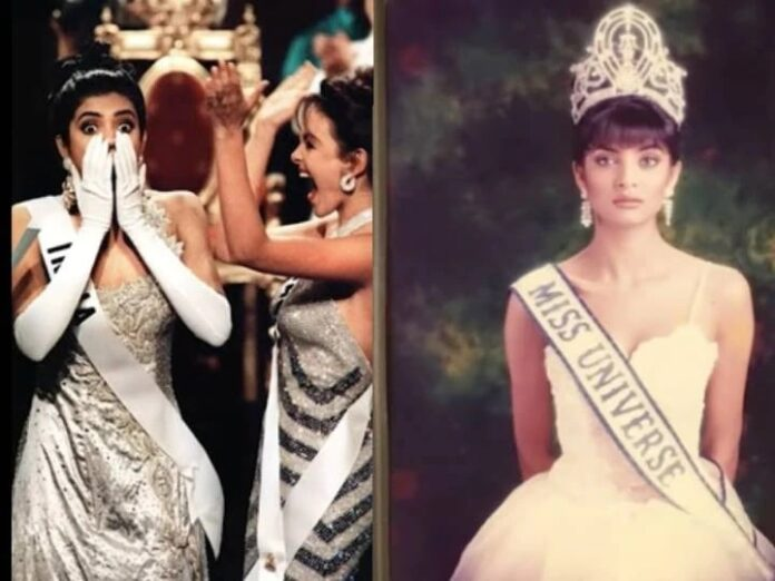 In Miss Universe, Sushmita Sen was asked a question about India, applause was raised on the actress' answer