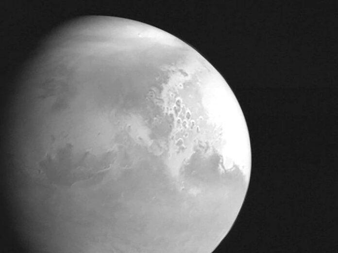 China's success in space, orbit 'Tianwen-1' entered Mars orbit
