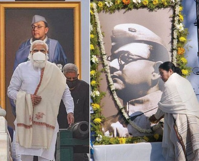 Governments in electoral mode:Center and Trinamool's bets on Netaji in Bengal, AIADMK waives debt of 16 lakh farmers in Tamil Nadu