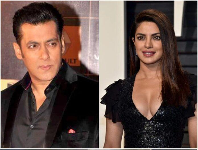 Salman Khan came to save director, wanted to do 'dirty' act with Priyanka Chopra