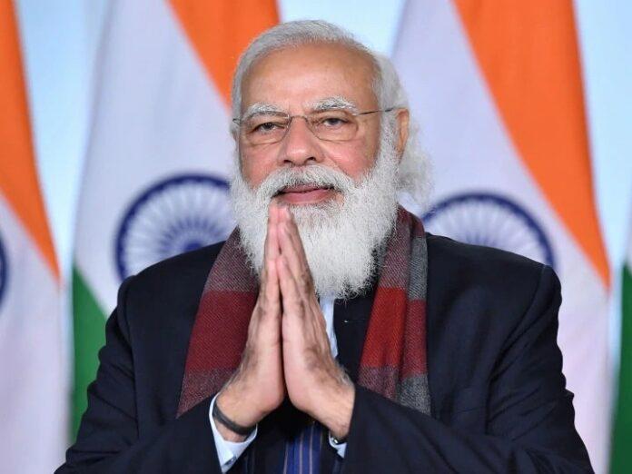 Supreme Court judge praises PM Modi, said popular, lively and visionary leader