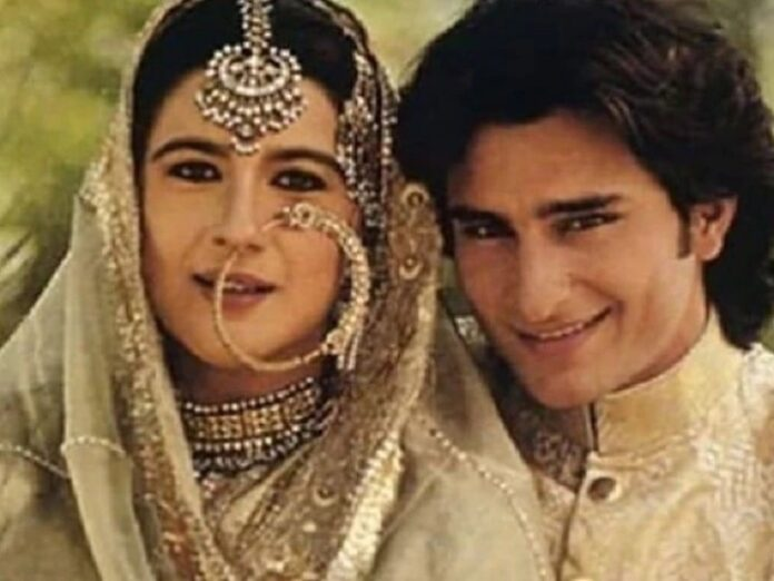 Saif Ali Khan still misses Amrita Singh, was the biggest lesson in life
