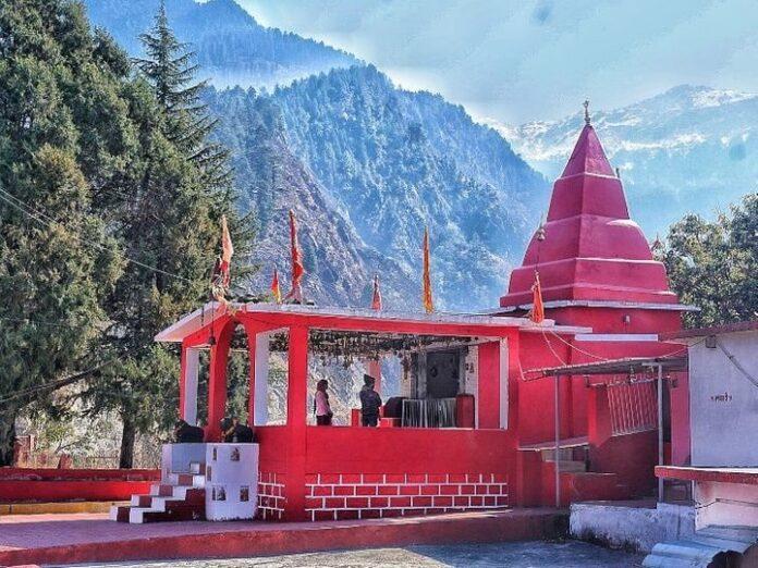 Uttarakhand:Goddess Parvandeshwari temple, here Goddess Parvati did penance for marriage to Shiva