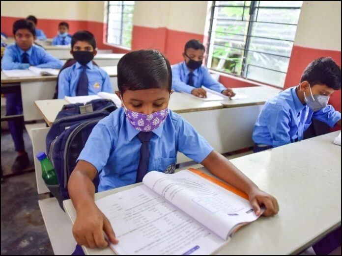All schools in UP up to class 6-8 will be opened from February 10, know what are the guidelines