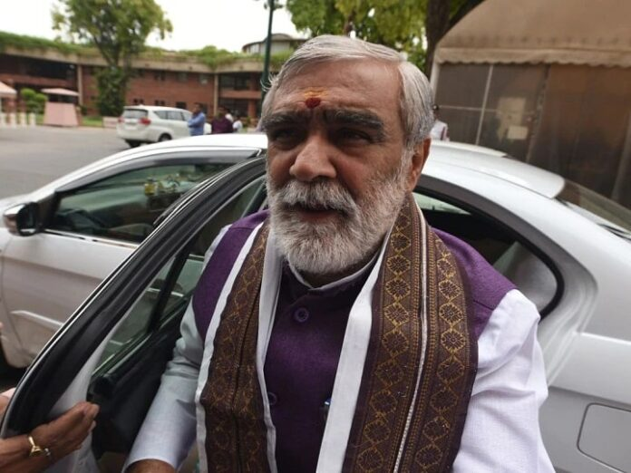 On vaccination, Minister of State for Health Ashwini Choubey said - there is doubt among people about the Corona vaccine