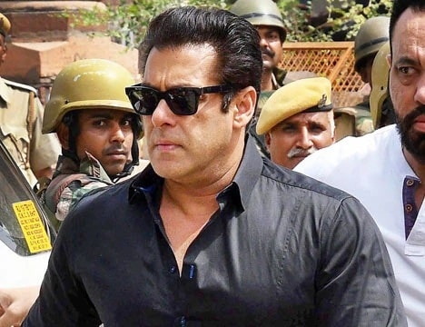 Salman gets relief from Rajasthan High Court, allows virtual production in black deer hunting case