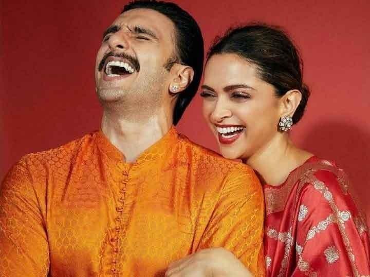 When Ranveer Singh heard on stage Shayari to Deepika Padukone, said - 'Ram Chale Leela, Leela Chahe Ram'