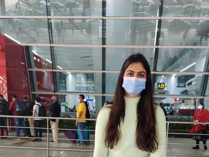 Sportsman Rijiju had to intervene at the Delhi airport with shooter Manu Bhakar.