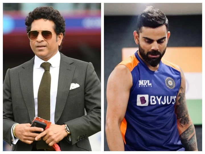Sachin helped Virat Kohli to get out of depression, now the master blaster said - I am proud of you