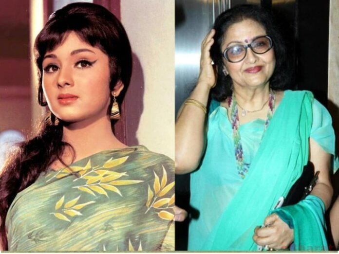 The actress, who was widowed at the age of 25, went against the wishes of the family and became the fourth wife of Kishore Kumar
