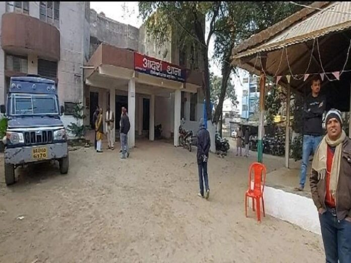 Bihar: Police patrols go to settle ground dispute, one ASI injured