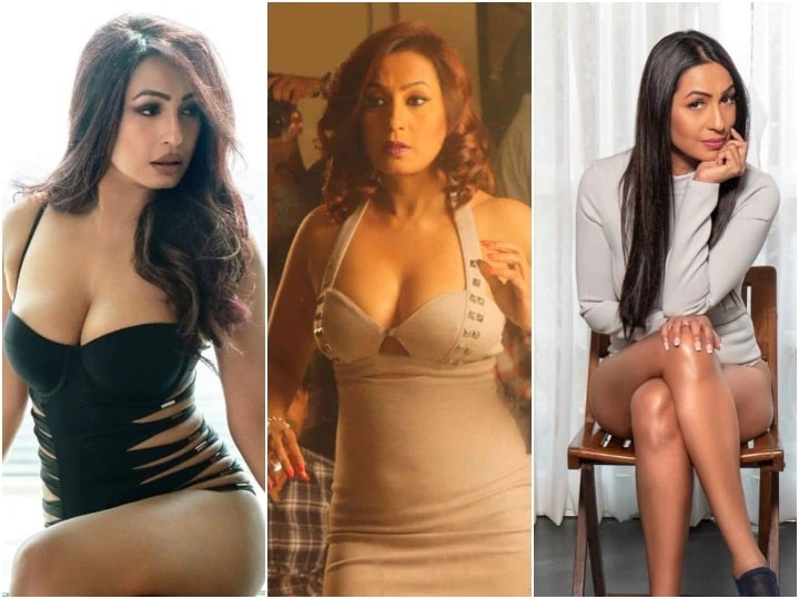 Kashmir Shah's amazing transformation, see latest photoshoot of BTS videos