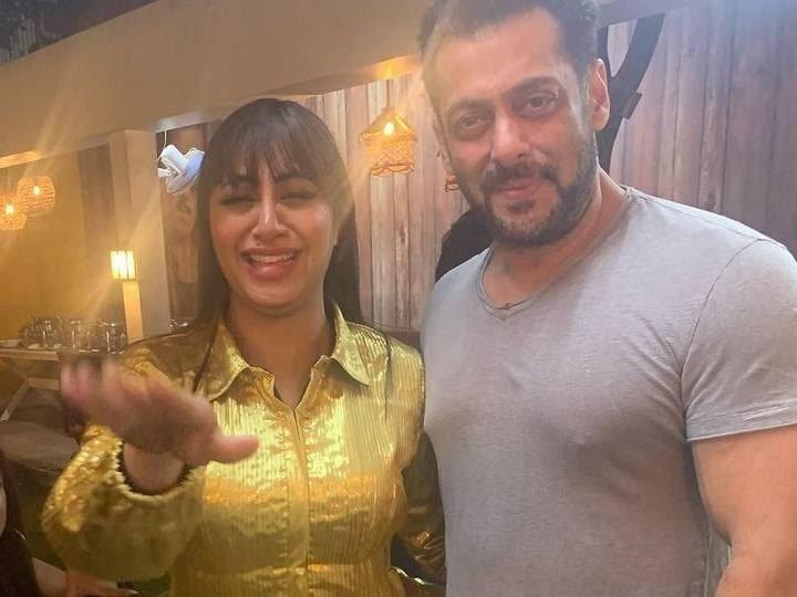 Salman Khan wants Arshi Khan with son Sheru in Bigg Boss 15, said this thing