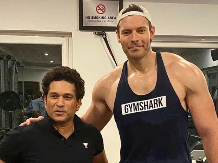 Sachin Tendulkar wants to build a body like this English cricketer, asked - how many omelets will have to be eaten?