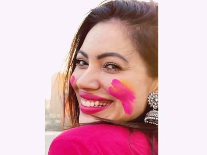 Taarak Mehta Ka Ooltah Chashmah: 'Babita ji' did a bang dance on Balam Pichkari, the video went viral