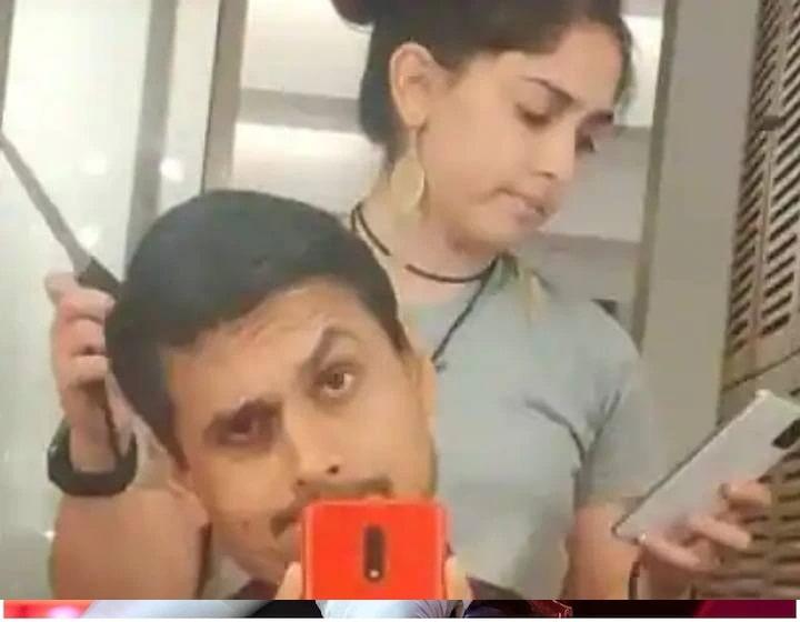 Aamir Khan's daughter Ira Khan becomes hair stylist, hair cut to boyfriend Nupur Shikhare