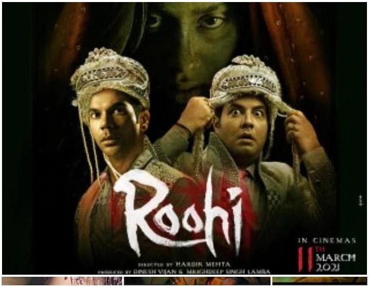 Jahnavi-Rajkumar's film 'Roohi' will hit the box-office in Corona crisis, this is the reason