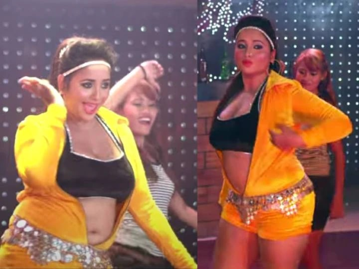 Rani Chatterjee's boldest dance in this song, got more than 29 lakh views