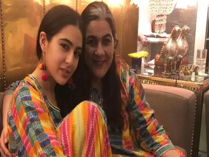 Sara Ali Khan was prepared by Amrita Singh to go to her father's second marriage