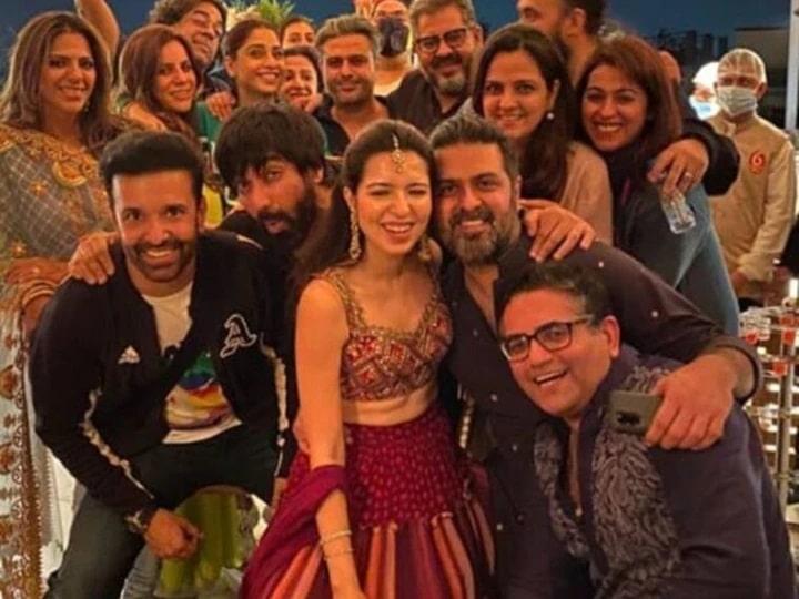Priyanka Chopra's X Boyfriend's Wedding Celebration Begins, See Here Special Photos
