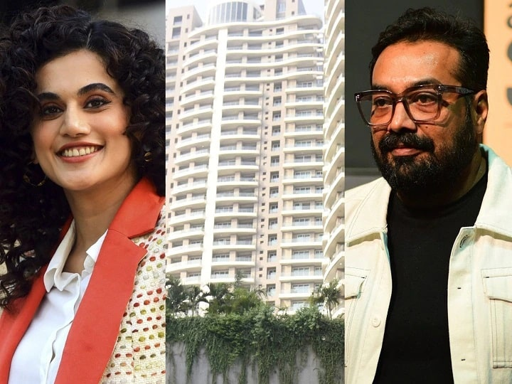 Politics begins on the raid on the house of Taapsee Pannu and Anurag Kashyap