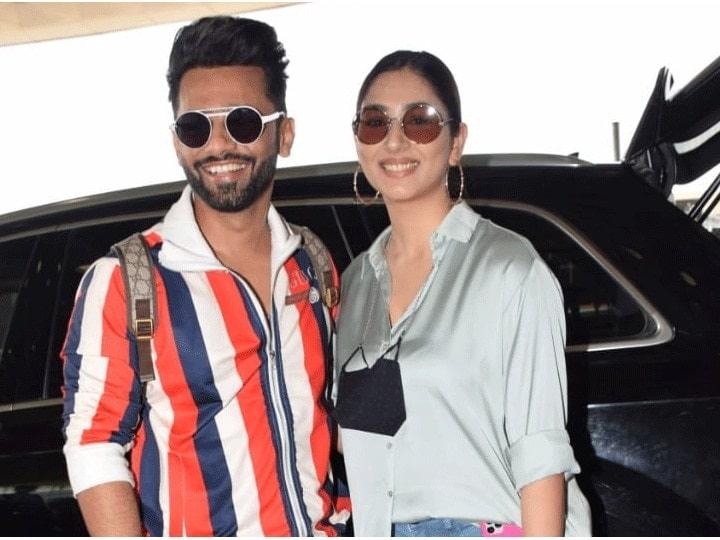 Did bride-groom Rahul Vaidya and Disha Parmar marry, did they secretly get married?